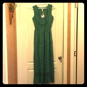NWT Matilda Jane Down In the Valley Maxi Dress